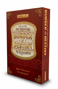 The Burden of Destiny Expansion